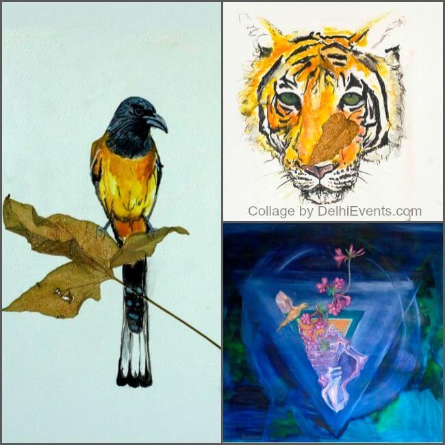 Artworks Trishna Singh