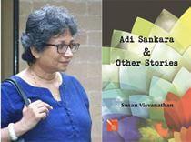Adi Sankara Stories Book Cover author Susan Visvanathan