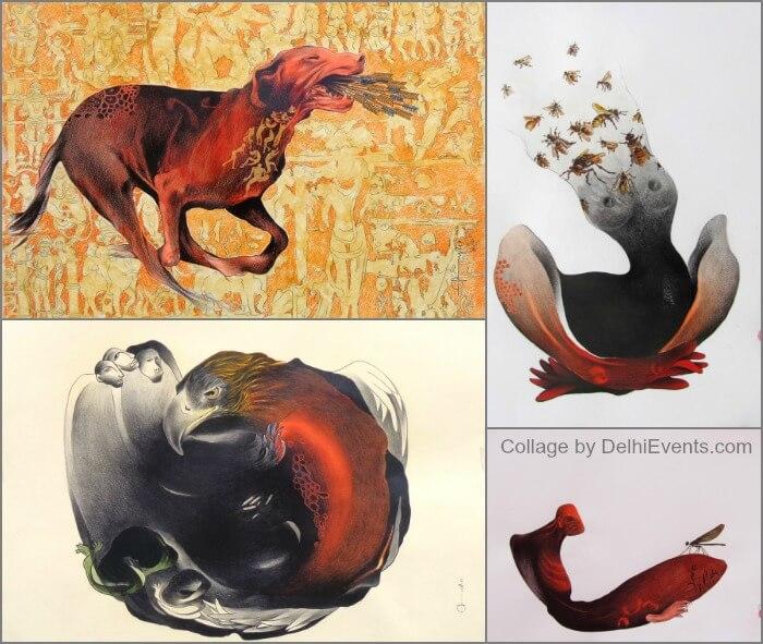 Anup Kumar Singh Paintings