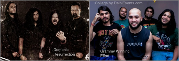 Demonic Resurrection Grammy Winning Effort - Music Bands