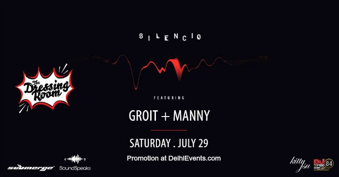Silencio Night Feat Groit Manny Kitty Su Creative