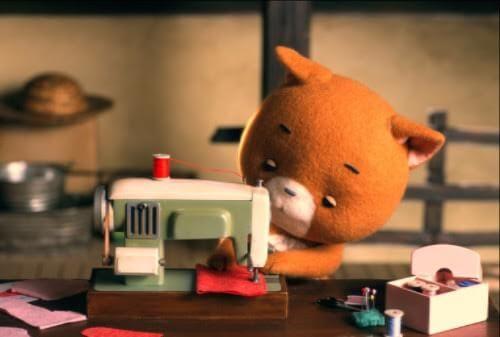 Komaneko Curious Cat Japanese film Still