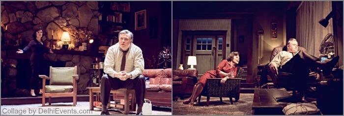 NTLive Broadcast Afraid Virginia Woolf English Play Stills