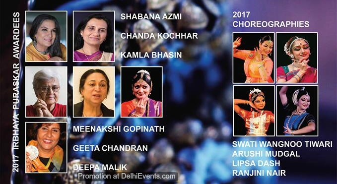 Nirbhaya Samaroh Awardees Dancers OYSS Women