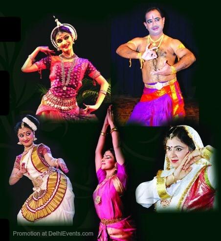 Nrityanjali Dancers