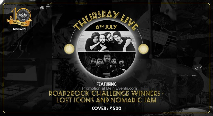 Road2Rock Challenge Winners Hard Rock Cafe Creative