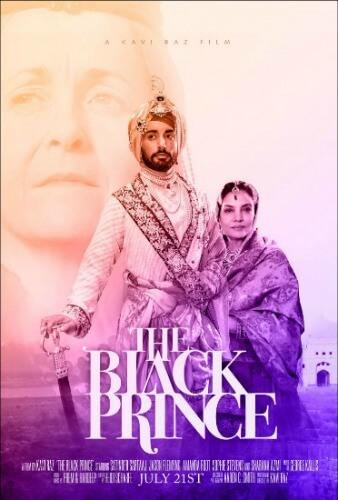 Black Prince Movie Poster