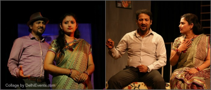 Kauwa Chala Hans Ki Chaal Hindi Comedy Play Stills