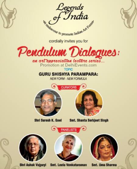 Legends India Guru Shishya Parampara Creative