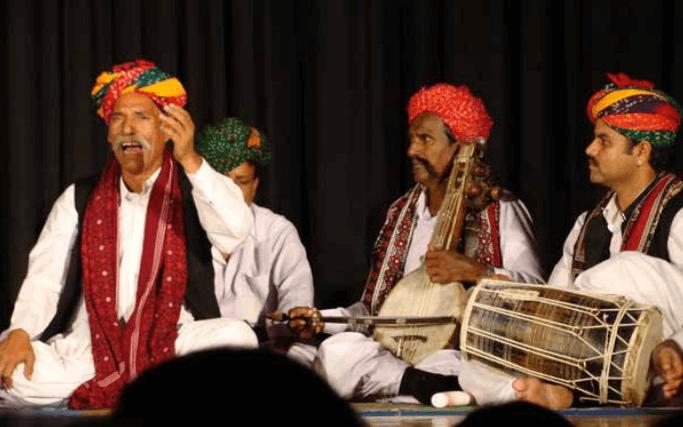Manganiar Folk Musicians