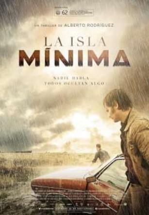 Marshland La isla mínima Spanish Film Poster