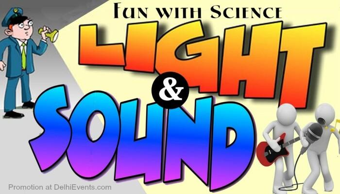Hands On Fun Science Light Sound Workshop Creative