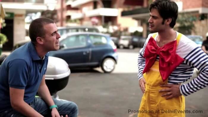 "Translations Into Italian: MOVIE ""Spaghetti Story"" Italian Comedy Film With English"