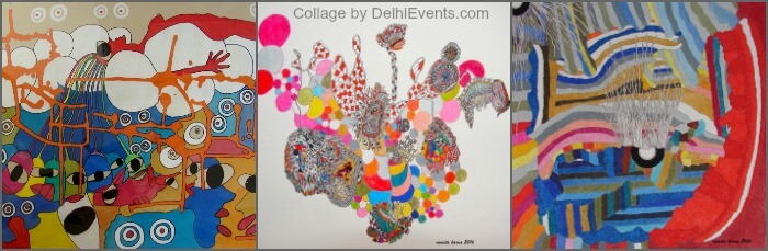 Paintings Namita Karna