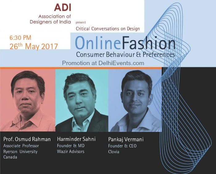 Prof. Osumund Rahman, Harminder Sahni Pankaj Vermani Italian Institute Talk Creative