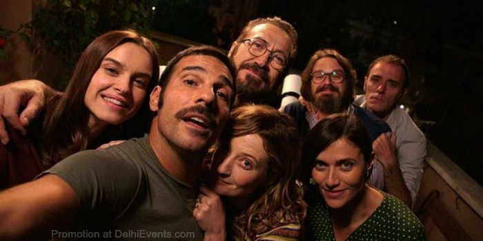 Perfect Strangers Italian Comedy film Still