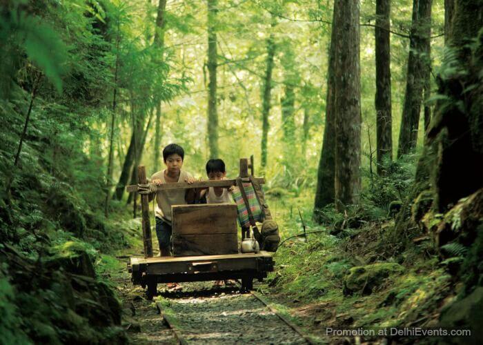 Rail Truck Japanese film Still
