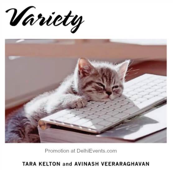 Variety Tara Kelton Avinash Veeraraghavan Exhibition GallerySKE Creative