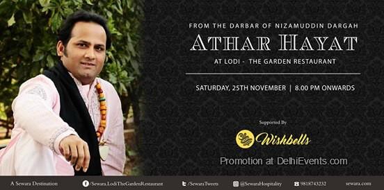 Athar Hayat Lodi Garden Restaurant Creative