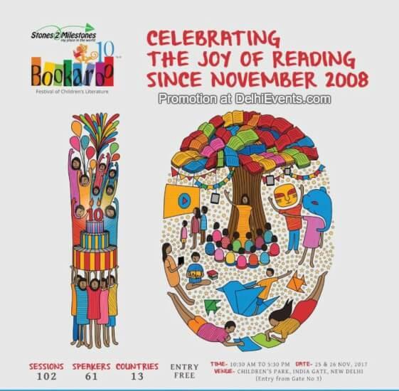 Bookaroo Children Literature Festival Creative