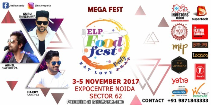 ELP Food Fest Creative