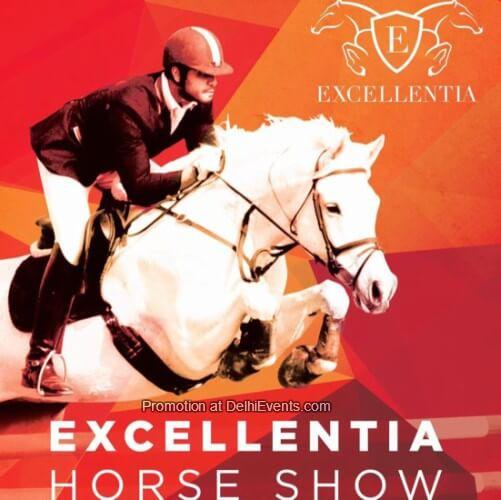 Excellentia Horse Show Creative