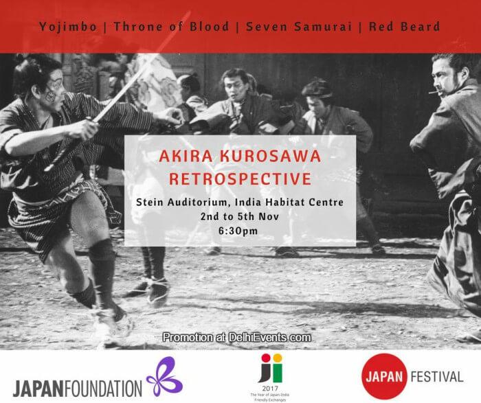 Akira Kurosawa Retrospective Japan Festival 2017 Creative