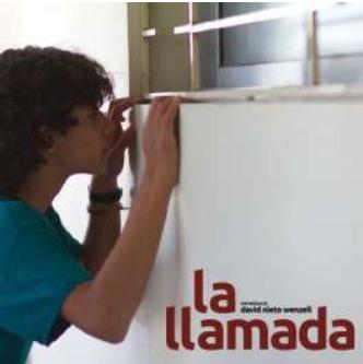 Call La llamada Spanish Film Poster