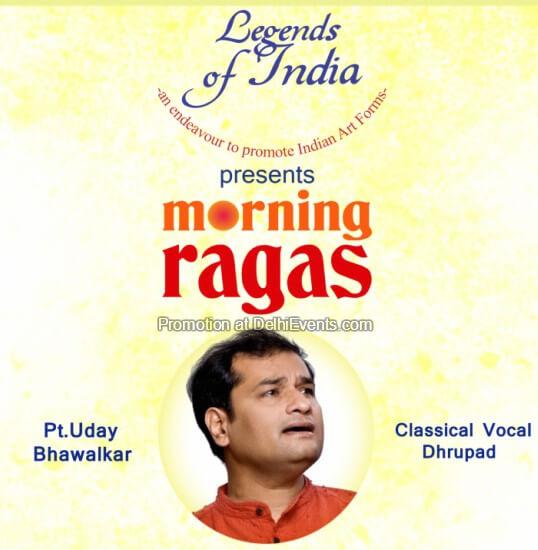Legends India Morning Ragas Creative