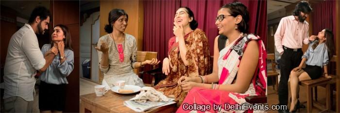 Men Sex Dhokha Hinglish Play Stills