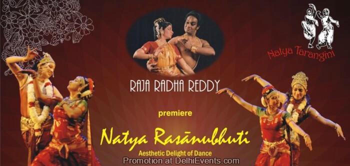 Natya Tarangini Rasanubhuti Dance Creative