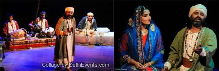 Tansen Hindi Musical Play Stills