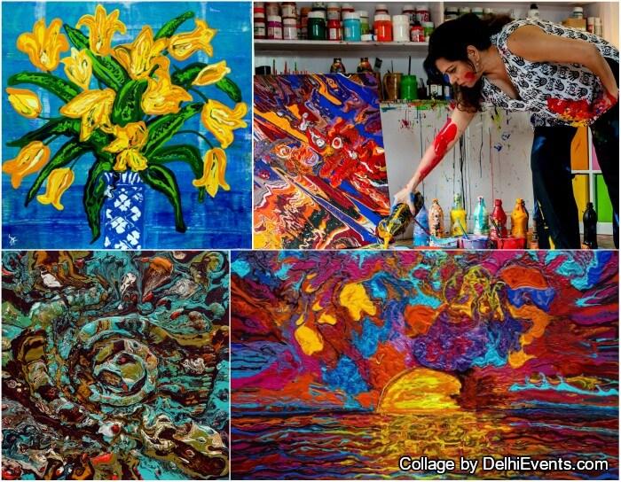 Paintings Anu Malhotra