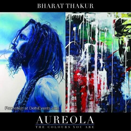 Aureola Bharat Thakur Exhibition Creative