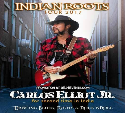 Indian Roots Tour Carlos Elliot Lodi Garden Restaurant Creative