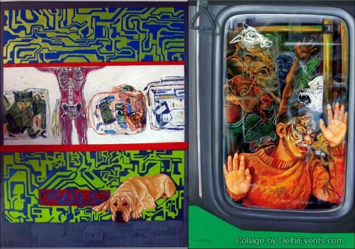 Chand Kumar Doliya Artworks