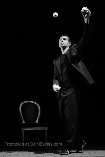 François Chat French actor dancer juggler