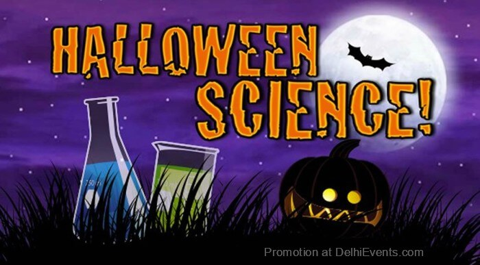 Halloween Science Kids Workshop Hands On Creative