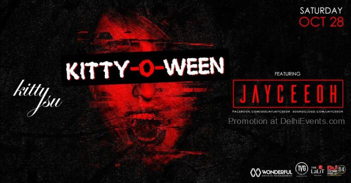 Kitty-o-ween Feat Jayceeoh Kitty Su Creative