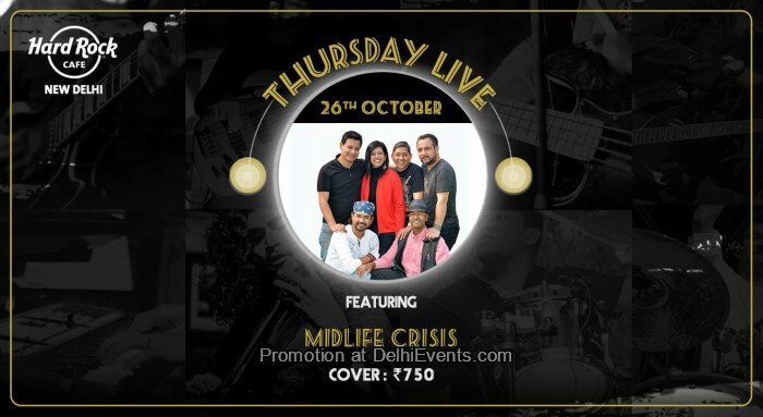 Midlife Crisis Hard Rock Cafe Creative