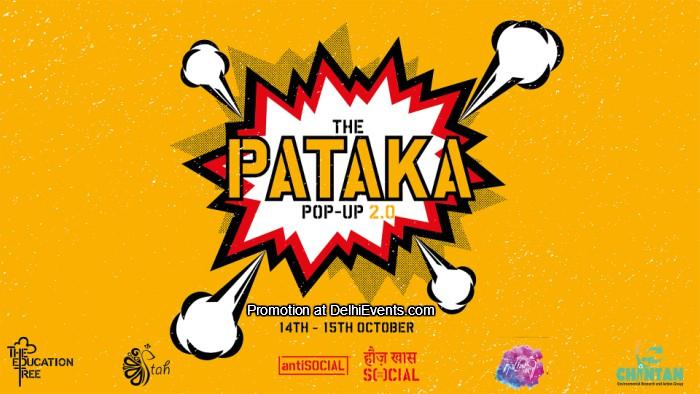 Pataka Pop-Up 2.0 Hauz Khas Social Creative