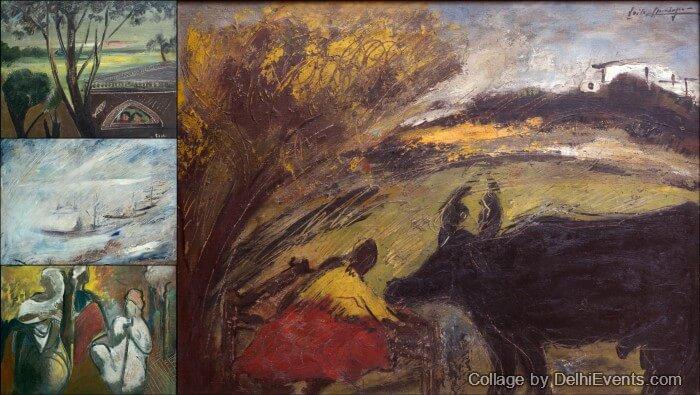 Artworks Sailoz Mookherjea