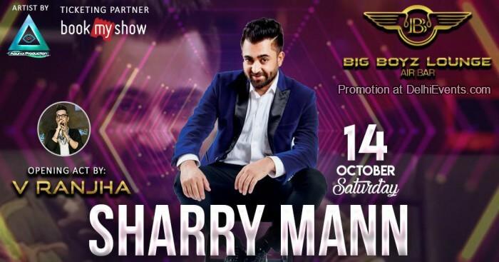 Sharry Maan Big Boyz Lounge Creative