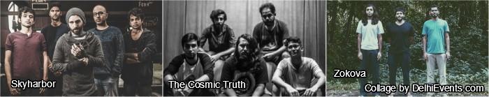 Skyharbor Cosmic Truth Zokova Musicians