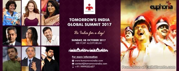 Tomorrow India Global Summit 2017 Creative