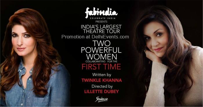 Twinkle Khanna Salaam Noni Appa English Play Creative