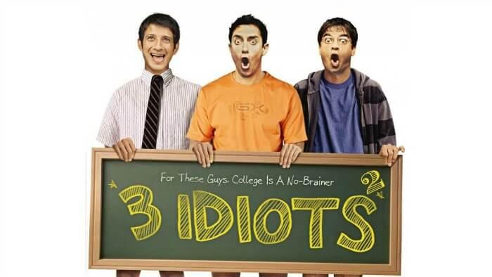 "FILM ""3 Idiots"" Bollywood Movi..."