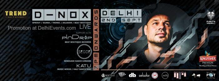 D Nox DJ Trend Bar Kitchen Creative