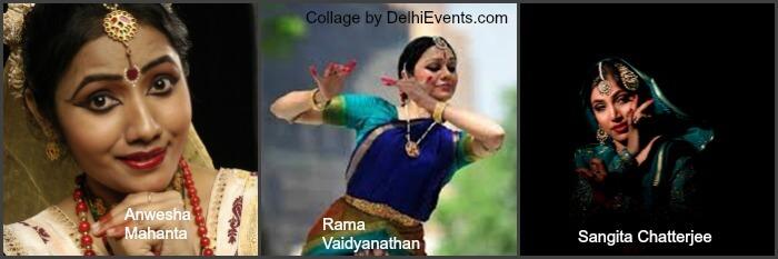 Anwesha Mahanta Rama Vaidyanathan Sangita Chatterjee