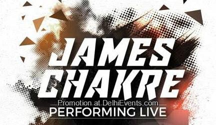 James Chakre Farzi Cafe Creative